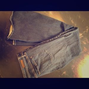 EUC article of society jeans